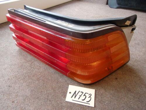 Rückleuchte Heckleuchte rechts 1298200264 1298201864 Rot+orange Blinker SL R129