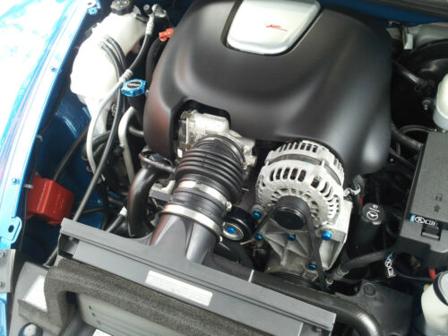 Lincoln Blue Motor Engine Bolts Caps Covers Dress-up Kit set 24 NOS Hummer AMC