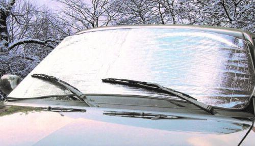 9x Frostschutz XXL Scheibenabdeckung für Transporter Van Lkw SUV Thermo