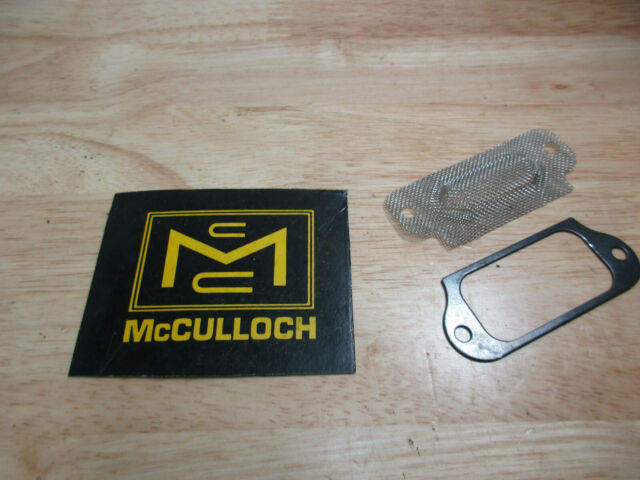 215848 Mcculloch Step Bolt 605 610 650 655 3.7 3.4 EB Timber Bear Chainsaw