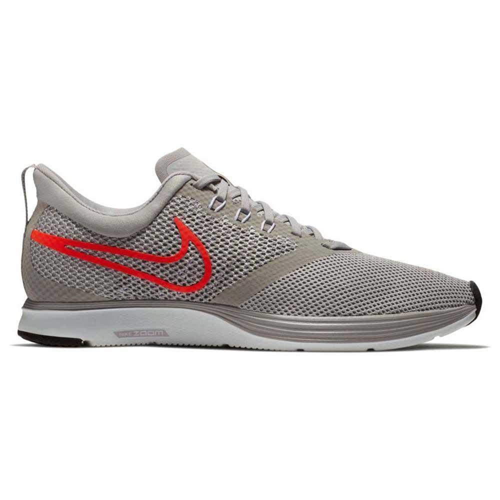 Nike Zoom Strike AJ0189 006 /Total Atmosphere Gris /Total 006 Crimson 302423