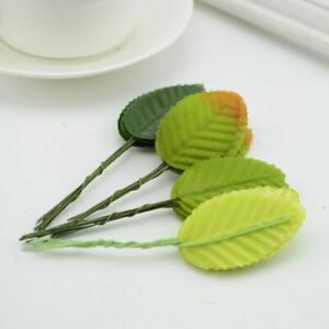 30-PCS-Artificial-Leaf-shaped-Leaves-For-Home-amp-Wedding-Decor-DIY-Wreath-Gifts