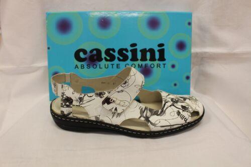 Cassini Magic shoe white lily LADIES SHOES//FOOTWEAR