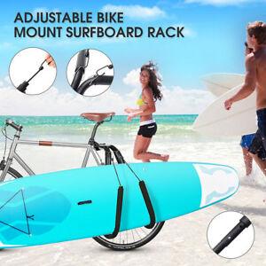 Fahrradgepaecktraeger-Surfbrett-Surfboard-Fahrradhalterung-Fahrrad-Halter-Traeger