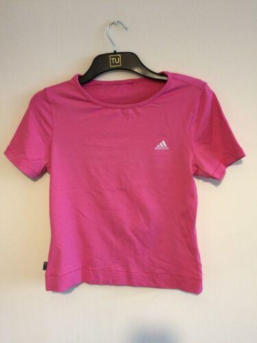 Taille Ml Femme Climalite Rose T Adidas shirt TF3Ku1lJc5