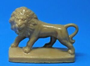 MOLD-A-RAMA-LION-SMALL-NO-MARKINGS-IN-TAN-M10