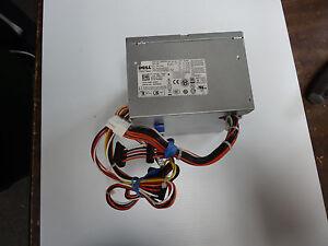 D326T Dell 255watt Power Supply For Optiplex 780