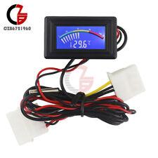 Dc 4v 25v Digital Thermometer Temperature Sensor Meter Ntc 10k Waterproof Probe