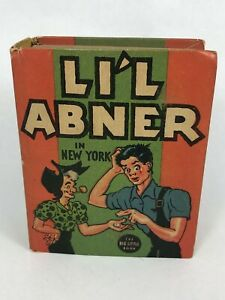 vintage-BIG-LITTLE-BOOK-LI-039-L-ABNER-IN-NEW-YORK-14B