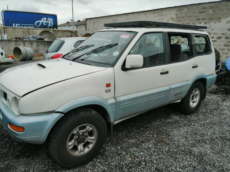 Nissan Terano breaking for spares