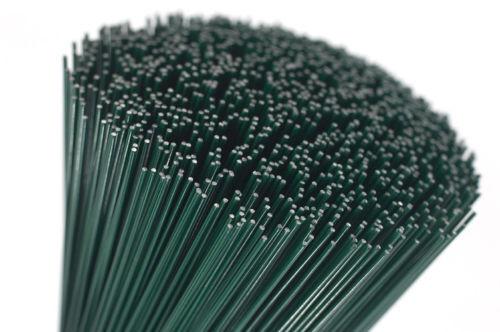 250g verde lacado floristerías delgada de enrutamiento de cable calibre 18 opción de longitud!