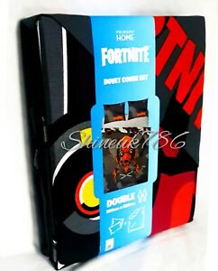 Epic-Games-fortnite-de-Cubierta-de-edredon-reversible-cama-Primark-Casa-Ltd-Edition
