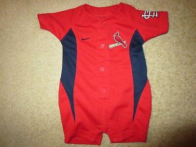 Sonderabschnitt Scott Rolen # 27 St Louis Cardinals Mlb Nike Trikot Baby 6-9m 9m Weitere Ballsportarten Baseball & Softball