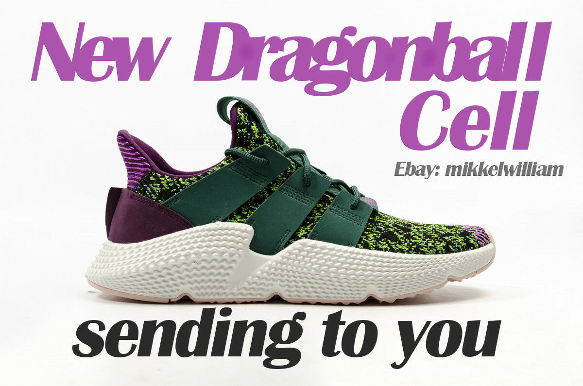 Adidas x Dragon Ball Z Prophere Cell    Size