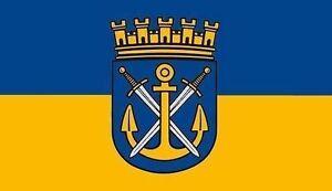Aufkleber-Solingen-Flagge-Fahne-12-x-8-cm-Autoaufkleber-Sticker