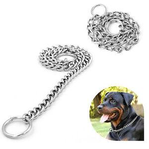 Adjustable-Choke-Chain-Collar-Dog-Pets-Puppy-Training-Choker-Collar-Chain-Dshq
