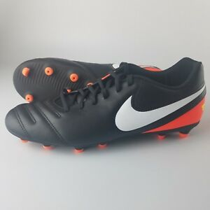 official photos 747b5 08cb0 Image is loading Nike-Tiempo-Rio-III-FG-Soccer-Cleats-Men-