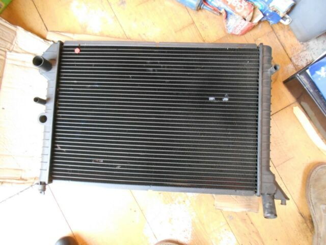 Volvo 440, 460, 480 NOS AVA Copper Radiator