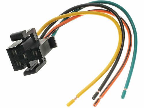 HVAC Blower Motor Resistor Connector For 1999-2007 Ford F550 Super Duty B974DX