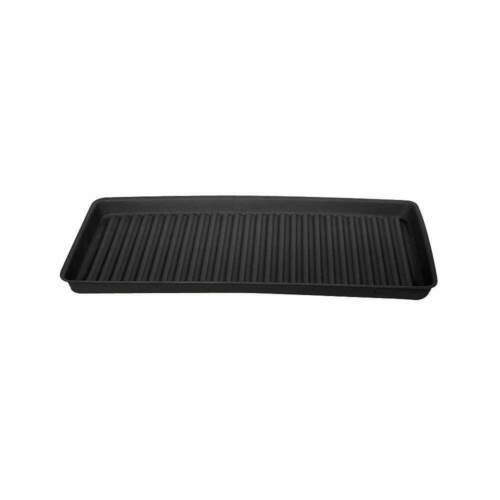 W 1677BLK Containment Utility Tray,18 In