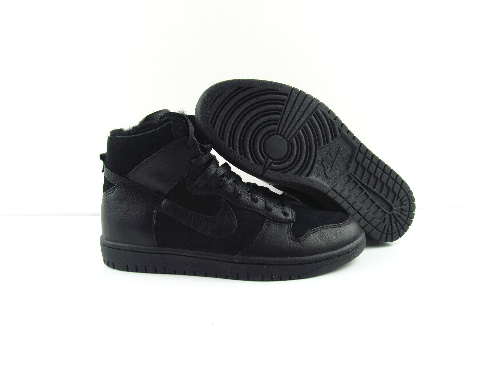 Nike Dunk Lux SP Sherpa Sherpa Sherpa ALL noir Nikelab Leather New US_9  Eur 42.5 a59732