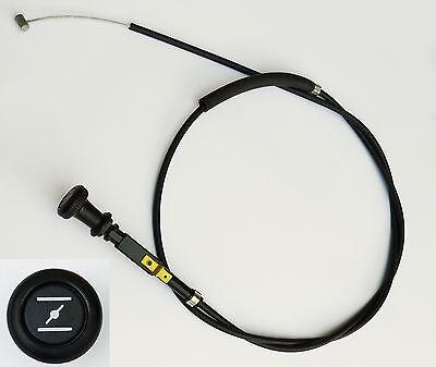 Mini Metro & Rover 100 Choke Cable & Switch, Kit Car, Rover / BMC part SBF10010