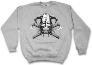 Viking We Thor Pullover Wikinger Skull Walhalla Schädel Odino Vikings Valhalla OOnqw60Br