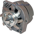 NEW HIGH OUTPUT ALTERNATOR FOR CHEVY HOLDEN GM HOTROD 1 ONE WIRE BILLET 200 Amp