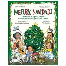 Merry Navidad! : Villancicos en Español E Inglés Christmas Carols