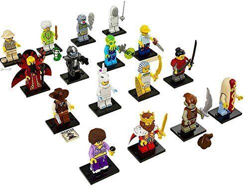 LEGO 71008 Mini-Figures (Series 13) - Complete Set of all 16 Figures (Loose)