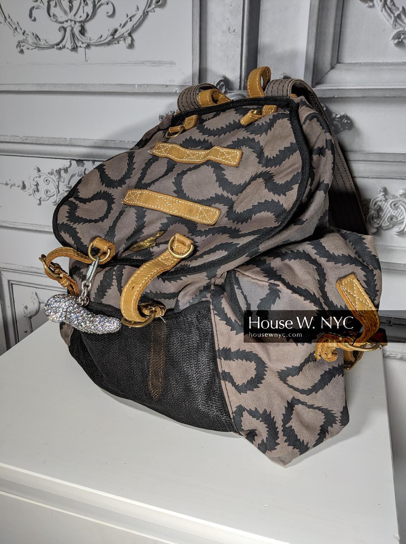 Vivienne Westwood - 2010's - Squiggle Backpack - image 3