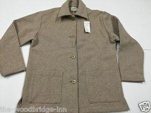 3q Beige Medium donna Bnwt Woolen Weavers da Giacca rrp £ Size Cotswold 80 w7xXq8TnXO