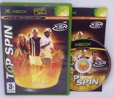 Jeu XBOX Top Spin (1) VF PAL