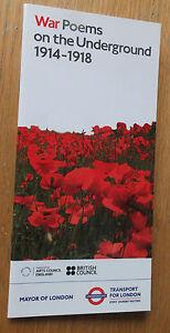 War-Poems-on-the-Underground-TfL-LU-booklet-Great-War-centenary-2014