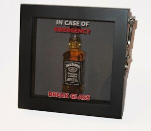 Image Is Loading BIRTHDAY GIFT Emergency Break Glass 3d Box Frame