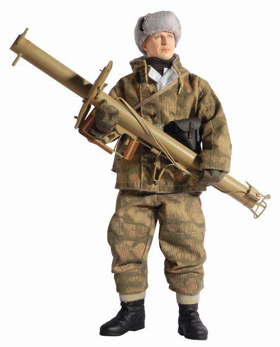 Dragon Aldo Schmidt Granadero líder de sección con Panzerschreck Checoslovaquia