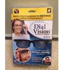 2017 new Dial Vision Adjustable Lens Eyeglasses As Seen On TV
