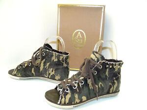 ASH-Sneaker-Sandalen-Schuhe-Damen-Halbschuhe-Sandalette-Gr-38