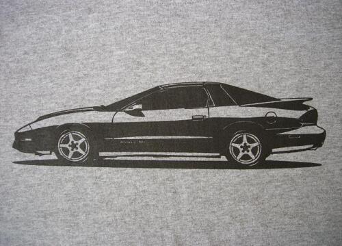 96-97 Pontiac 1996-1997 WS6 TRANS AM t-shirt