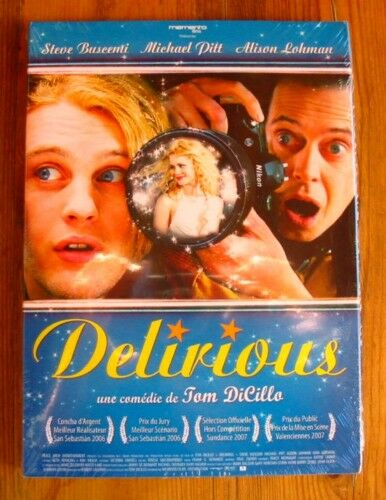 DVD DELIRIOUS - Steve BUSCEMI / Michael PITT - NEUF