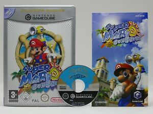 Super-Mario-Sunshine-Jump-N-Run-Abenteuer-fuer-Nintendo-GameCube-Game-Cube
