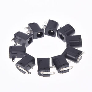 10pcs-dc-power-jack-socket-connector-dc-005-5-5-2-1mm-socket-round-the-needle-ZB