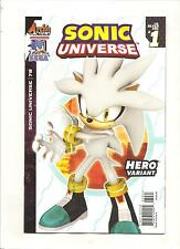 Archie Comics  Sonic Universe #79   Cover B Variant Edition  Silver The Hedgehog