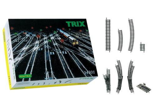 Minitrix 14301 Großes Gleis-Ergänzungs-Set Neuware