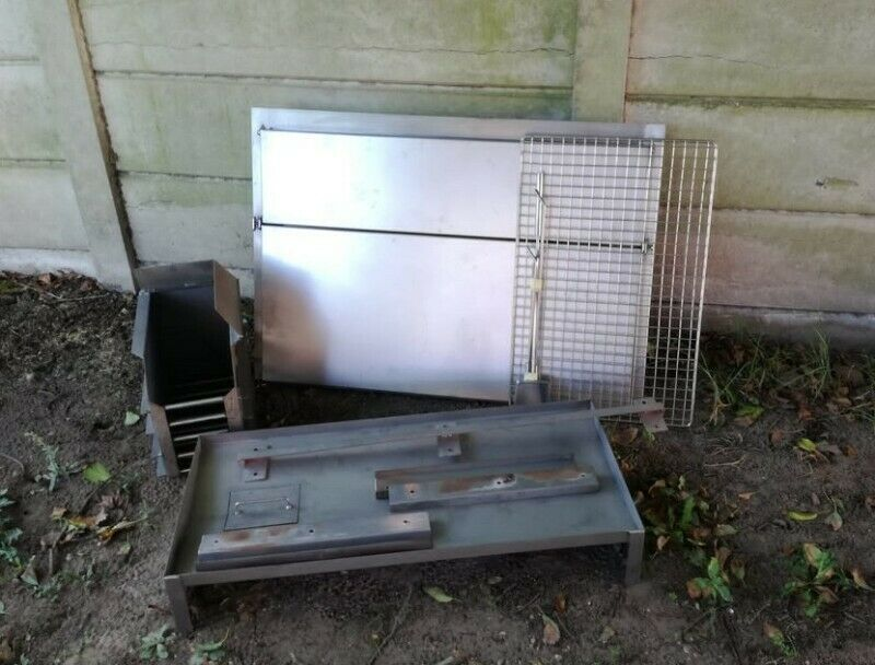 Stainless Steel Braai Insert and Accessories