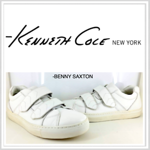 KENNETH COLE CRESENT MOON LEATHER CASUAL SHOES MEN'S SIZE 7 STYLE  M62194
