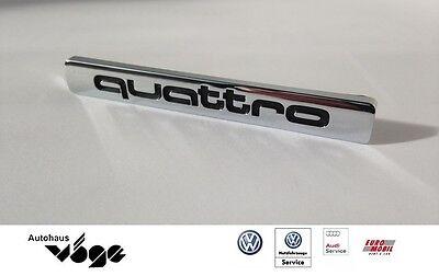 """Original Audi Schriftzug """"quattro""""   4B0853737D 2ZZ"""