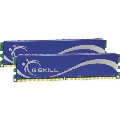 1 von 1 - G.Skill DIMM 4 GB DDR2-800 Kit, Arbeitsspeicher