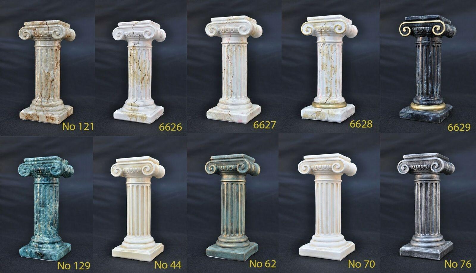 Antike Stil Stil Stil Säulen Römische Säulen Dekoration Blaumenständer Ständer Podest 1018 5d2ec2