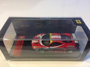 Ferrari 458 GT2 Le Mans 2011 Fujimi TSM 1/43 - France - État : Neuf: Objet neuf et intact, n'ayant jamais servi, non ouvert. Consulter l'annonce du vendeur pour avoir plus de détails. ... Marque: Fujimi - France